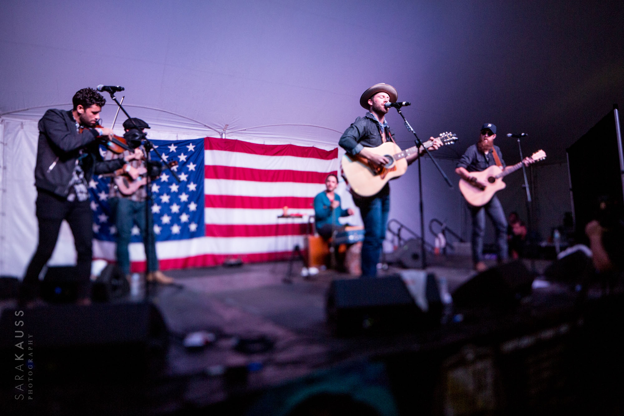 Country Music Concert | Lucky Old Sun Ranch by Sara Kauss Photography